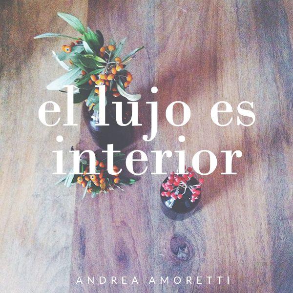 Pista de Estilo 31   Andrea Amoretti - El estilo que te hace feliz