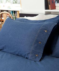 Recicla tus jeans Fundas almohada
