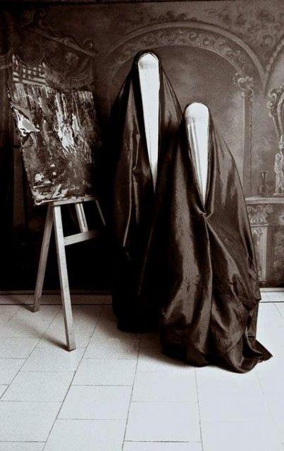 vintagephoto: Creepy and Strange
