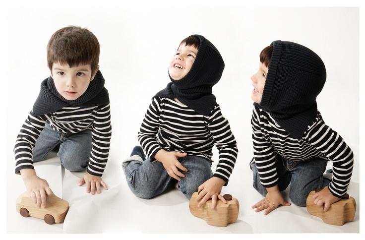 BLUE HOOD   Sartoria Vico for baby #sartoriavico #baby #wool #designtowear #tobeus #enjoy #winter
