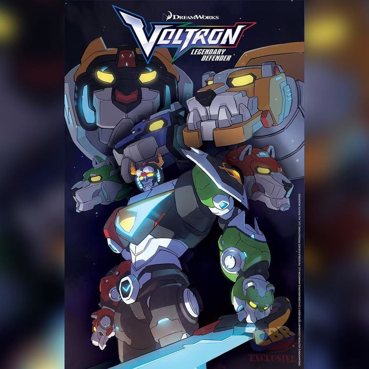 To accompany its #Netflix premiere #VoltronLegendaryDefender will also get a resurgence as a comic book from #LionForgeComics shortly after the debut of the animated series. #Voltron #BeastKing #GoLion