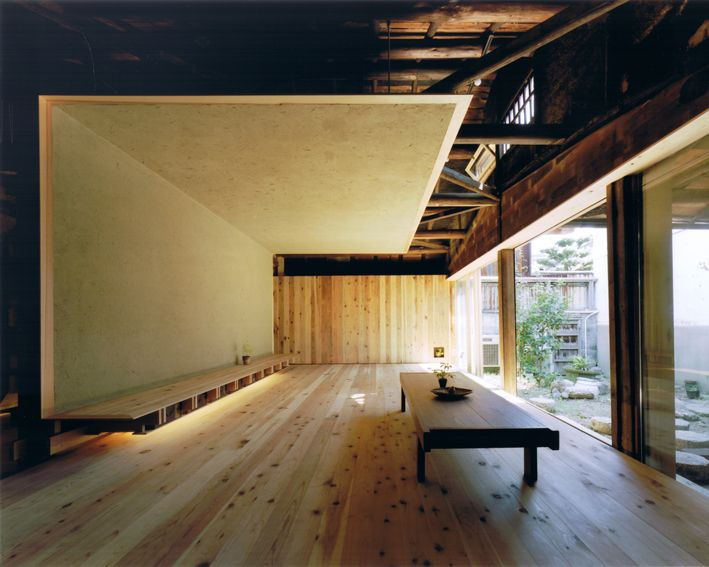 Hanauchi-ya Renovation Project by Tadashi Yoshimura Architects