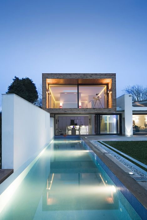 Pennard House, Gower, by Hyde + Hyde Architects (@hyde_architects)