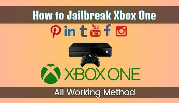 How To Jailbreak Xbox One Xbox Xbox One Xbox Live