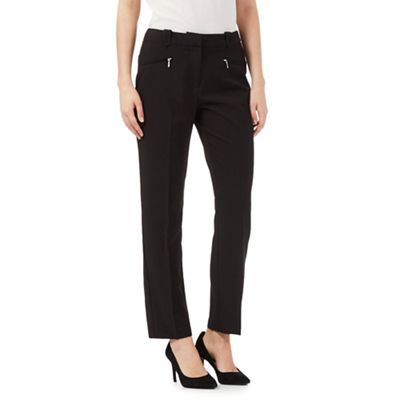 The Collection Black slim trousers | Debenhams