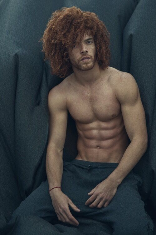 741 Best Ginger Boys With Long Hair Images On Pinterest