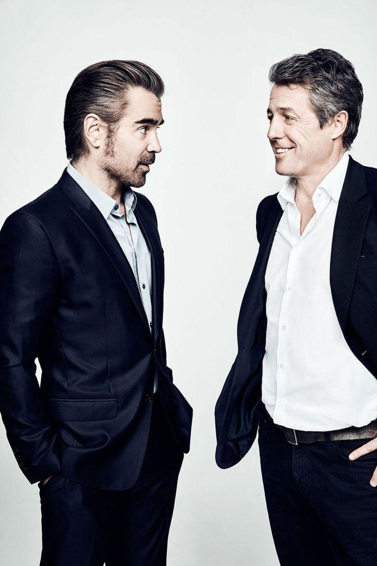 Colin Farrell and Hugh Grant