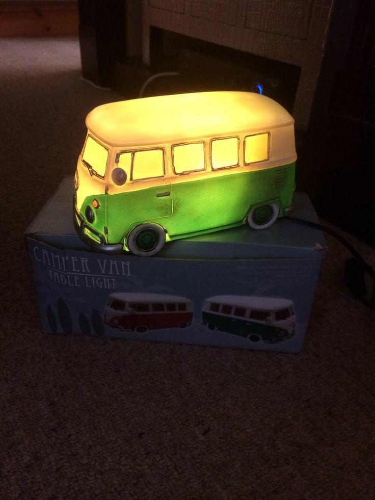 Volkswagen Camper Van Light