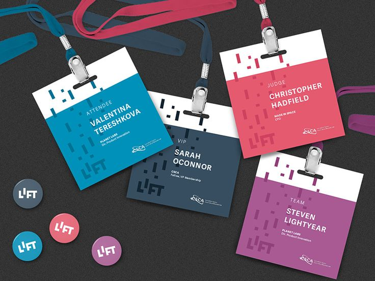 I have some more new work to share. I've just updated my portfolio with some of the materials and extended branding for the LIFT Newspace Startup Week identity.   Check out the full case study: htt...