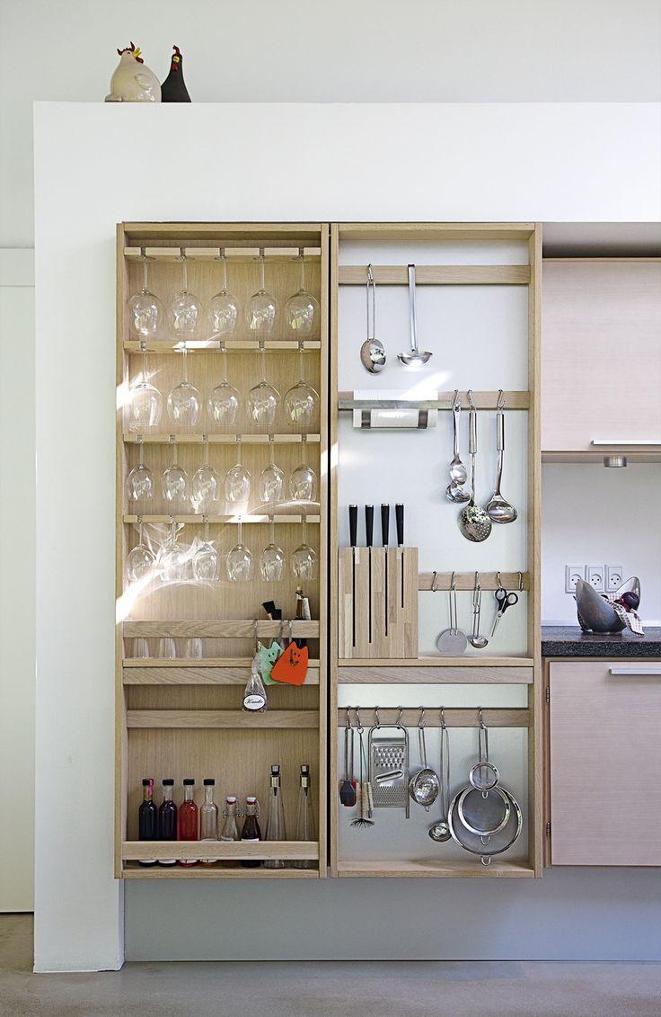 Wine Glass Storage From Enkelthed Og Storslået Natur