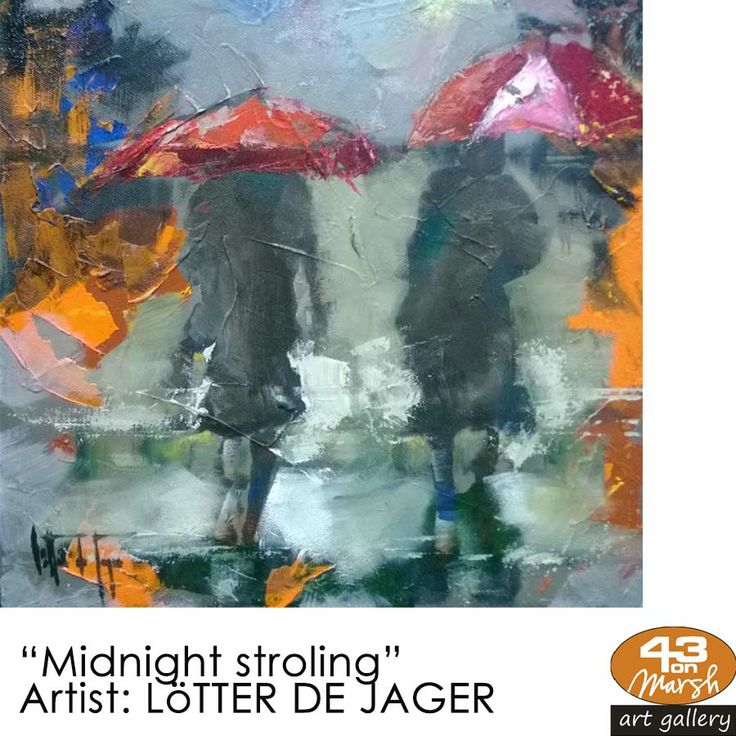 "Lötter de Jager is a South African-born artist who grew up in Mpumalanga, which refers to itself as ""the Cultural Heartland of South Africa"". #artist #midnight #southafrica"