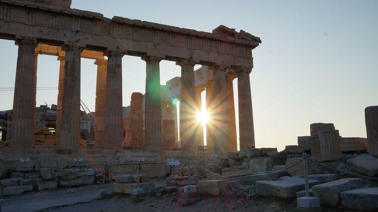 Akropolis, Ateena, Kreikka