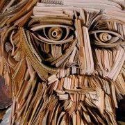 Esculturas de jornal e revistas | DESIGN on the ROCKS