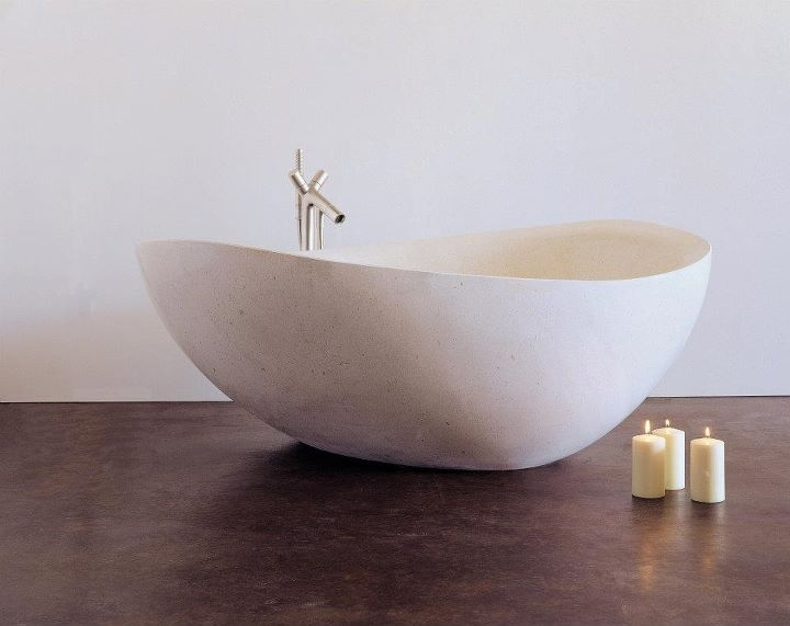 Stone Forest Papillon Bathtub C46 68 LI