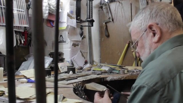 Lappings, Lemel & Sweeps by digital:works. Stories from Hatton Garden