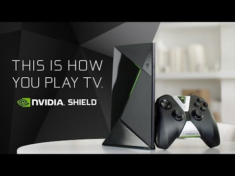 Redefine Your TV Experience: NVIDIA SHIELD Now Available | NVIDIA Blog