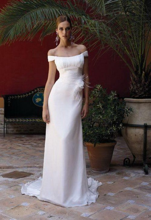 Cheap chiffon beach wedding dress, Buy Quality dresse directly from China dress autumn wedding Suppliers:welcome to our storehttp://www.aliexpress.com/fm-store/313485order Guide:A:customers can get a dress w