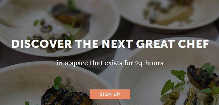 Cenas itinerantes, locales poco convencionales y menús personalizados. Esto es lo que ofrece Dinner Lab, empresa que organiza eventos de lo más misterioso en diversas localidades de Estados Unidos. Todo un éxito en el país.