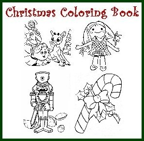 Rudolph the Red-Nosed Reindeer coloring pages on Coloring-Book.info | 291x297