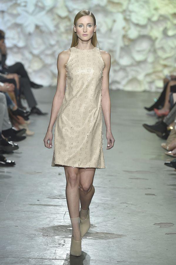 Bizuu + Gatta - wiosna 2015 | #wiosna #kolekcja #sukienki #stylizacje #skarpetki #bizuu #gatta #collection #fashion_show #stockings #spring #fashion