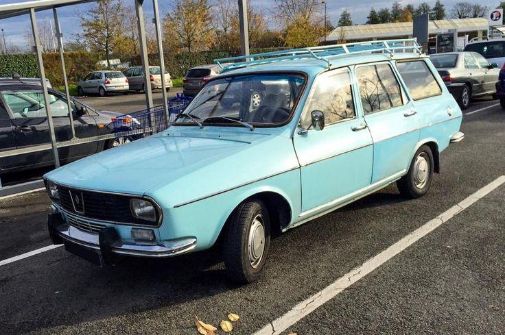 Renault 12 TN Break