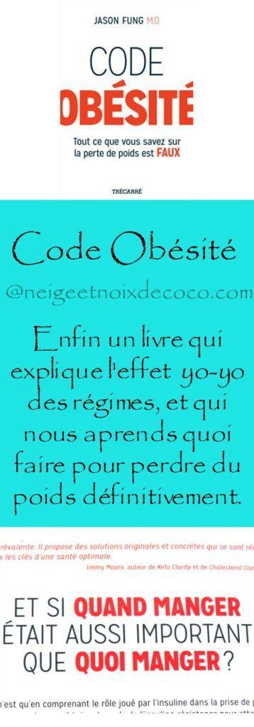 Code obésité, tout ce que vous savez sur la perte de poids est faux