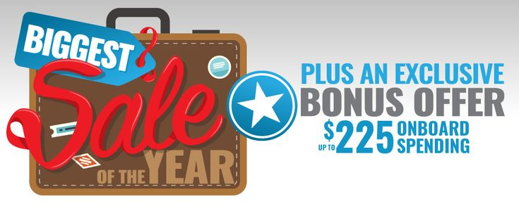 Biggest Sale of the Year - PLUS Bonus Offer