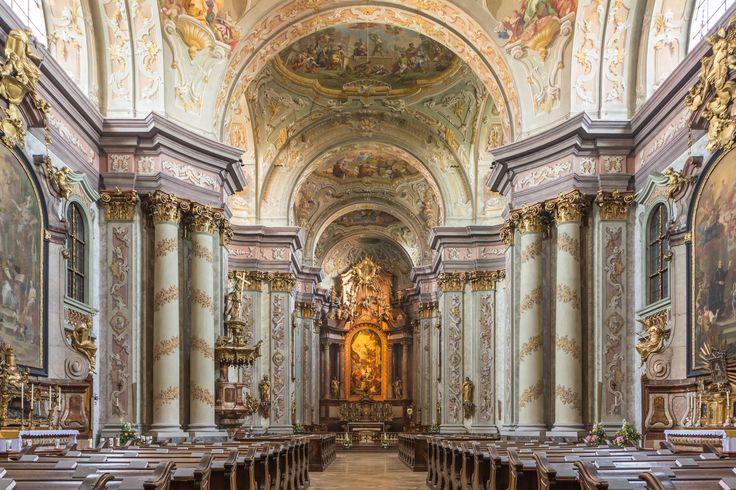 Stiftskirche_Herzogenburg_Innenraum_01.JPG 5,323×3,549 pixels