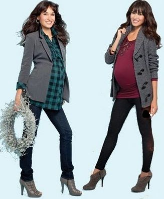 Cute Maternity Clothes.