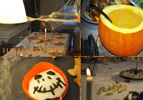 Halloweenfest - uhyggelige fest ideer