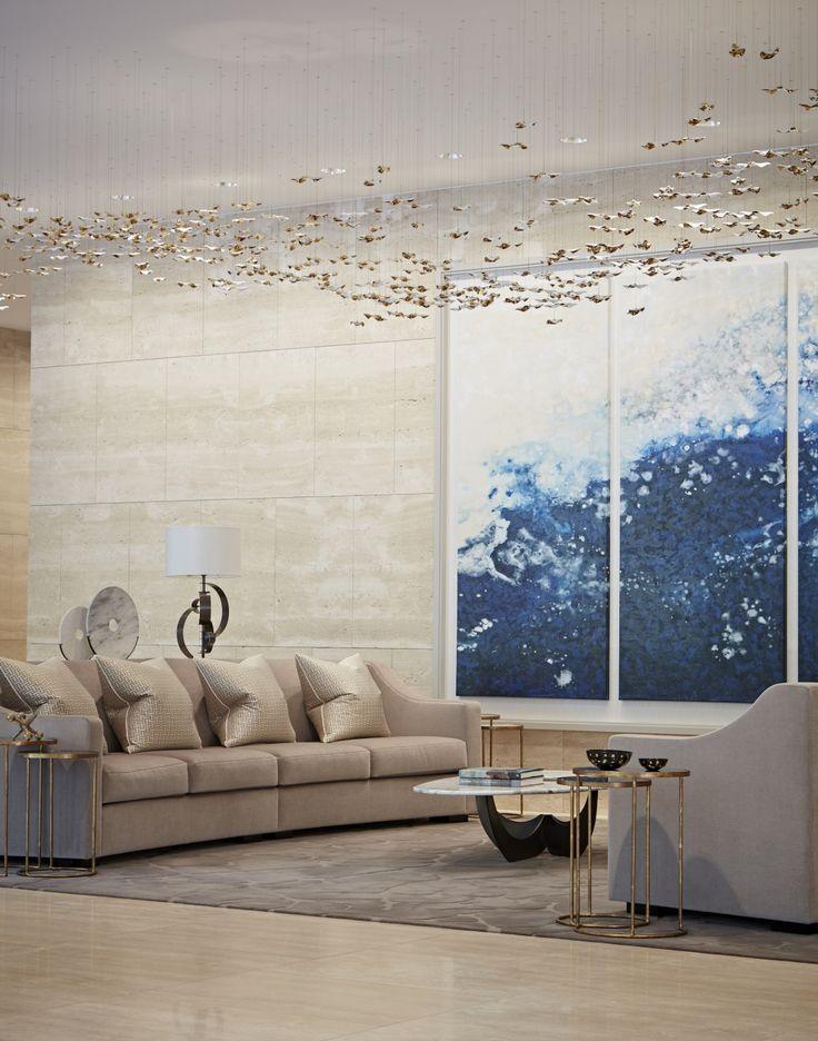 Kensington development taylor howes interior design