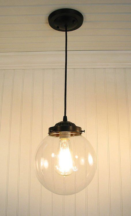 glass pendant light large - Glass Pendant Lighting