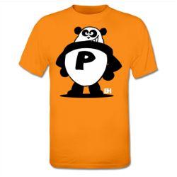 Panda Power T-Shirt. #ShirtCity #Cardvibes #Tekenaartje