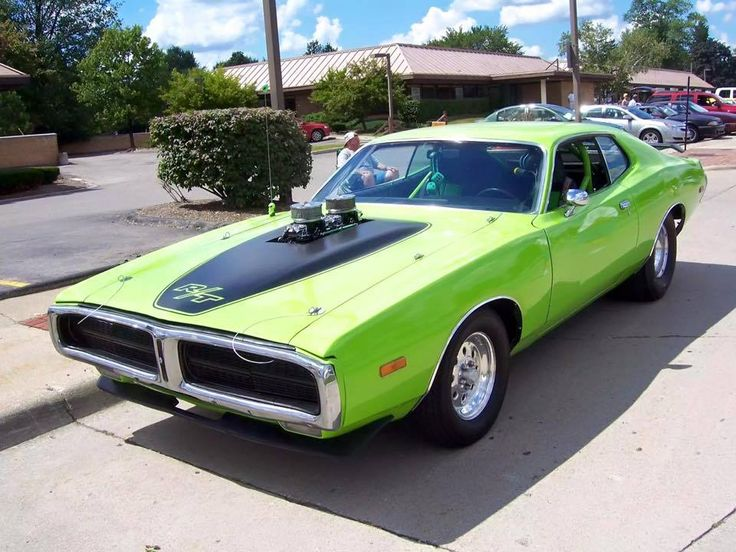 71 Dodge Charger RT Pro Street