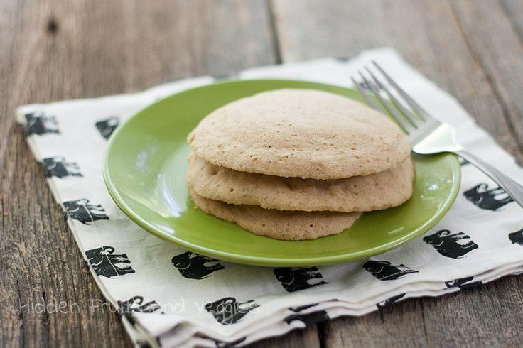 Microwave Pancakes | Hidden Fruits and Veggies