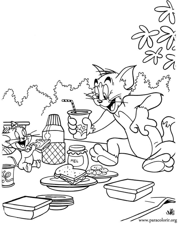 145 Best Tom And Jerry Images On Pinterest