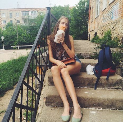 Fotos de mujeres rusas Los fotos añadidas más