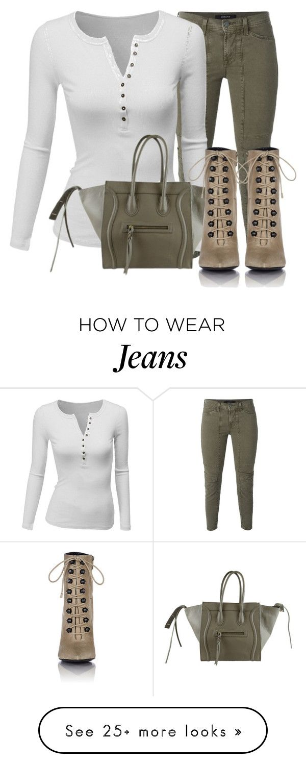 """""""Untitled #2941"""" by xirix on Polyvore featuring J Brand, Doublju and Balenciaga"""