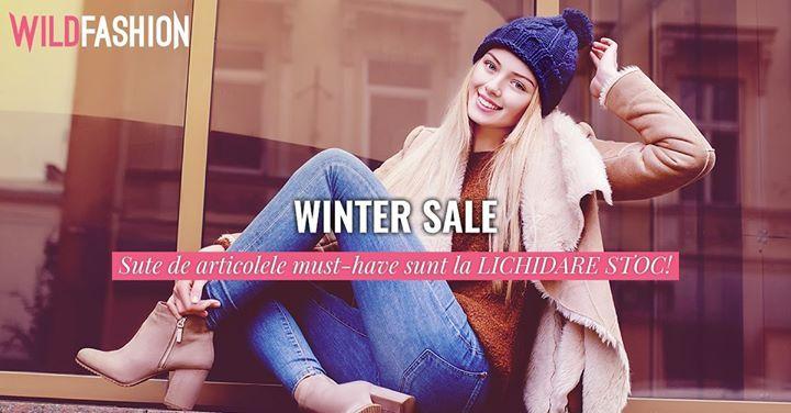 WINTER SALE! ❄️✨  Ne bucuram mai mult de iarna cu oferta de weekend: ai de la -30% la colectia de sezon! 💖👇  http://wld.fashion/pNZHrv?utm_content=buffer95a5b&utm_medium=social&utm_source=pinterest.com&utm_campaign=buffer