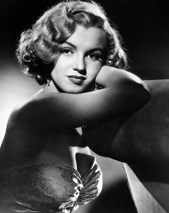 "the50sbest: ""Marilyn Monroe, 1950s """
