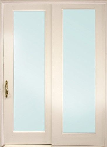 8 Foot Tall Fiberglass Sliding Patio Door. Includes Hardware. $599