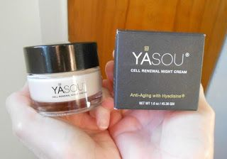 Yasou Natural Skin Care Vegan Cellular Day Cream and Cell Renewal Night Cream Review–For a Complexion to Celebrate