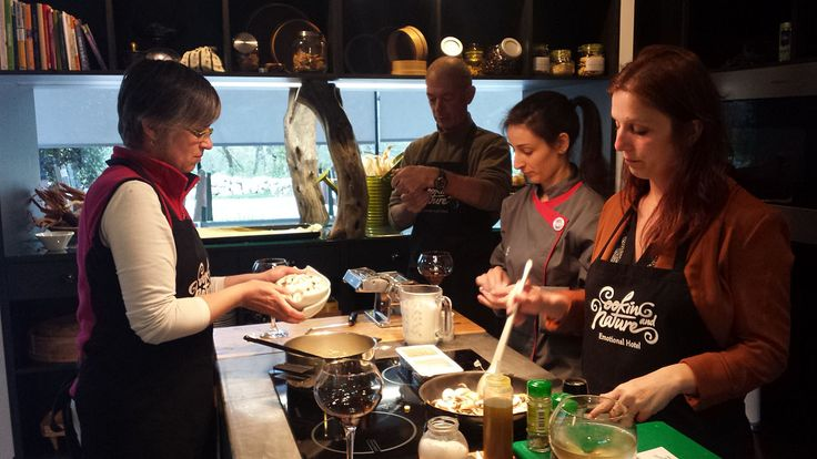 Cooking course at Cooking hotel Portugal