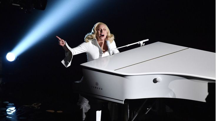 Watch Lady Gaga's Powerful 'Til It Happens to You' at Oscars 2016 #headphones #music #headphones