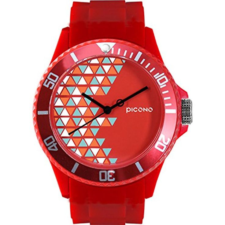 PICONO POP Circus Resistant Analog Quartz Watch - BA-PP-02 -- Read more reviews of the product by visiting the link on the image. (This is an affiliate link) #Accessories