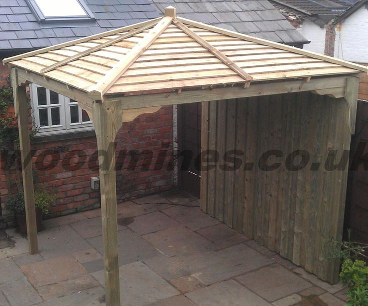 Best 20 gazebo roof ideas on pinterest diy gazebo for Diy hot tub gazebo