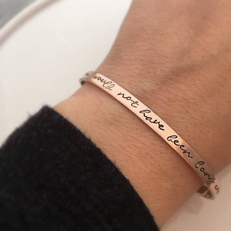 Grief Gift Forever Would Not Have Been Long Enough Loss Of Etsy Grief Gifts Memorial Bracelet Grief