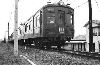 クハ55形横浜線