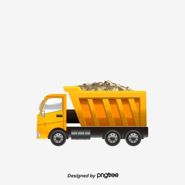 Transportation Dump Truck Container Construction Site Truck Png Transparent Clipart Image And Psd File For Free Download Dump Truck Trucks Transportation