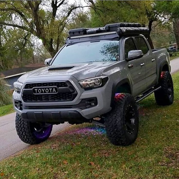 Owner: @the.trd.pro '17 TRD Pro • TC Long Travel +2 • 35's • King 2.5's All The Way Around • Allpro Expo ...